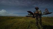 Temporary US Pentagon chief makes rare visit to Somalia