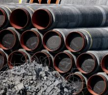 Russia to Germany gas pipeline targeted in U.S. defense bill