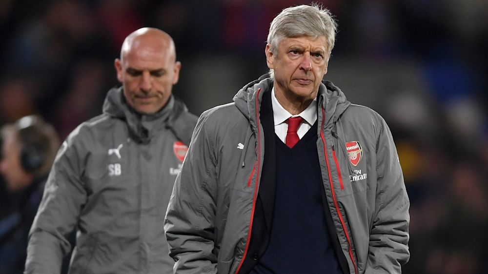 Wenger accepts Arsenal 'might not get there' in top-four race