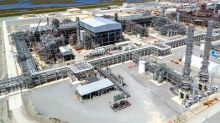 McDermott and Chiyoda Introduce Feed Gas to Train 1 at Cameron LNG