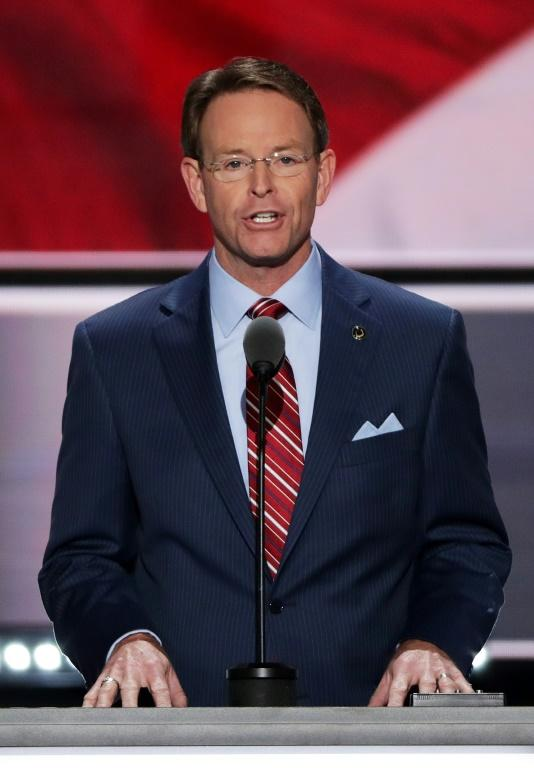Conservative Christian activist Tony Perkins is now the head of the US Commission on International Religious Freedom (AFP Photo/ALEX WONG)