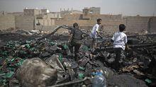 Saudi-led coalition launches new strikes on Yemeni capital