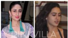 Kareena Kapoor Khan believes debutante Sara Ali Khan will rock it with her beauty and talent