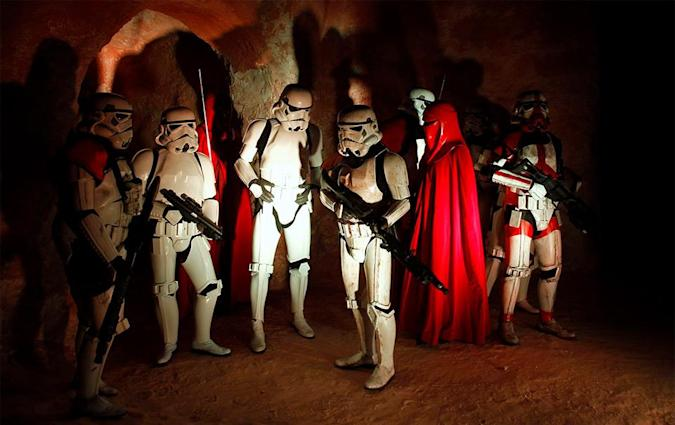 The Big Picture: Stormtroopers return to Tatooine