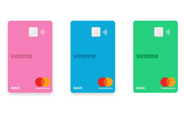 Venmo's debit card turns your balance into real-world money