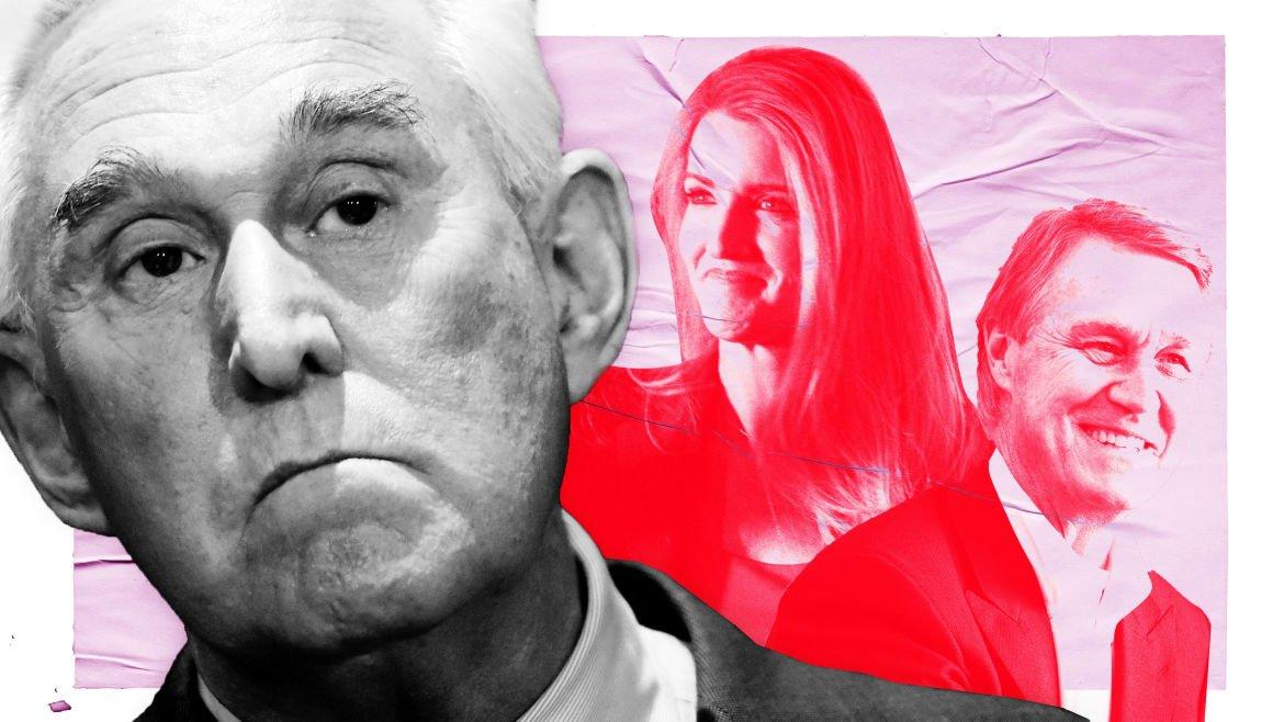 Roger Stone-Tied Group Threatens GOP: If Trump Goes Down, So Does Your Senate Majority