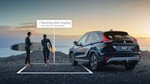 Mitsubishi Motors Launches Restyled Eclipse Cross with TomTom Connected Navigation