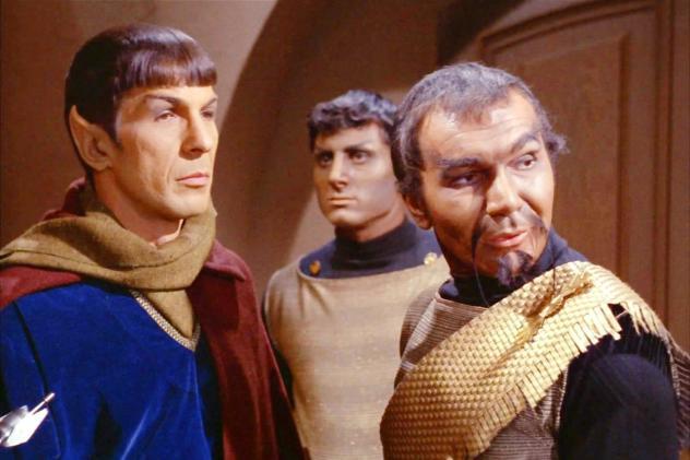 Paramount says 'Star Trek' fan film's Klingon violates copyright
