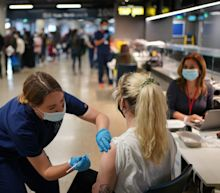 Coronavirus latest news:Booster vaccine rollout in autumn needs to be planned now, warn senior NHS leaders