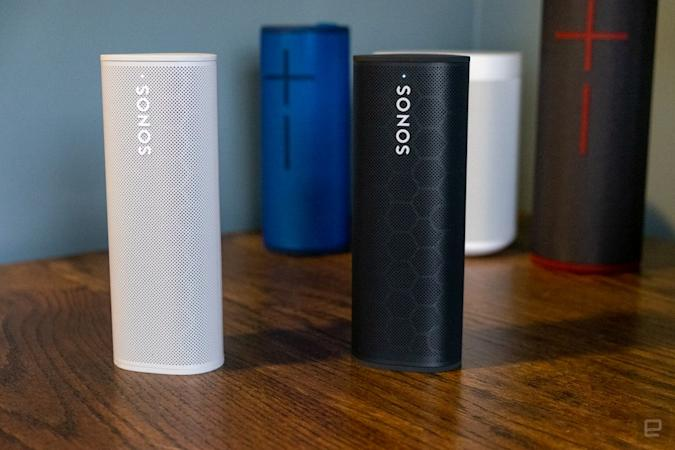 The Morning After: Our verdict on the Sonos Roam