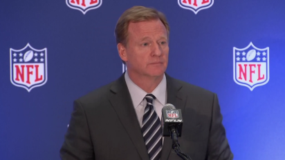 NFL commissioner: 'We're not afraid of the tough conversations'