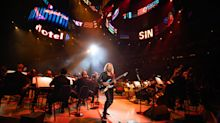 Hey 80s kids, celebrate Metallica's 20th anniversary at an exclusive screening of Metallica & San Francisco Symphony: S&M2