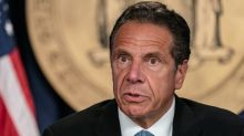 'He better have an army': Cuomo takes a swipe at Trump amid the president's threats to defund 'lawless' Democratic cities like New York