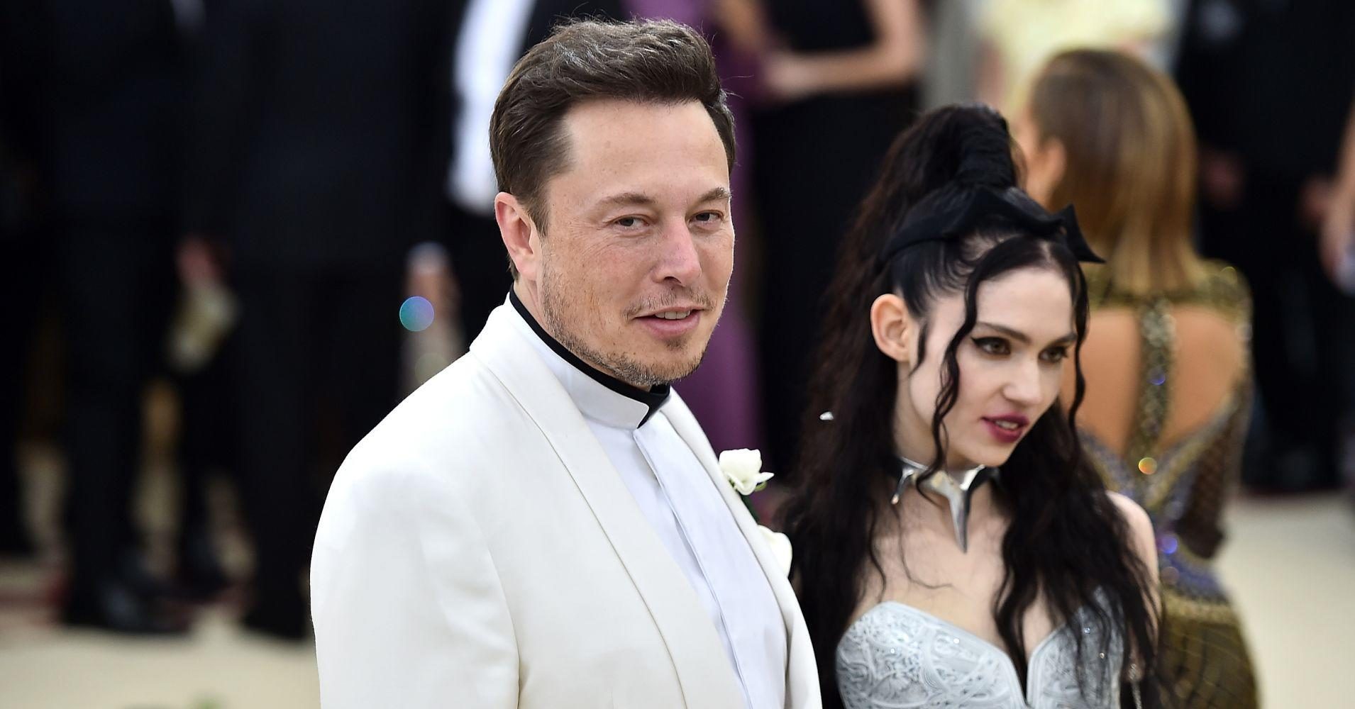 Elon Musk wants to keep ex-girlfriend Grimes out of an investor