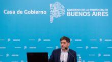 El gobernador Axel Kicillof está aislado por ser contacto estrecho de paciente de coronavirus y mantiene una agenda virtual