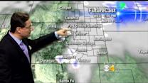 Saturday Evening Forecast: Possible Record Cold As Snow Tapers Off