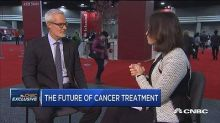Foundation Medicine CEO talks the future of cancer treatm...