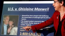 British socialite Ghislaine Maxwell denied under oath any underage sex by Epstein - U.S. court document
