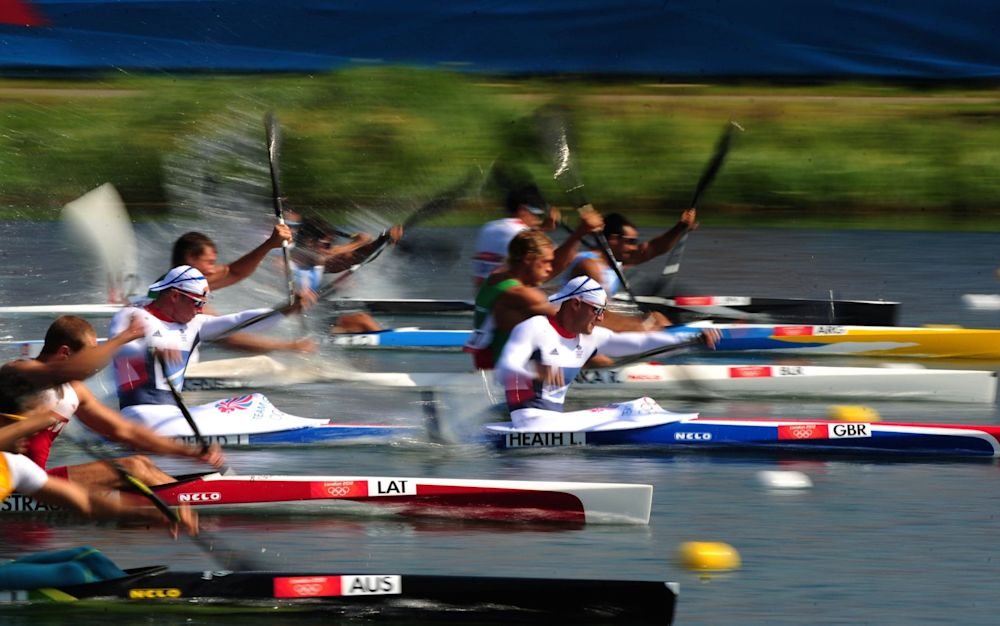 Canoeing is one of GreatBritain's most successful sports - PA