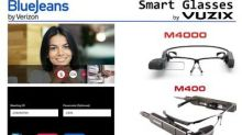 BlueJeans by Verizon Now Supports Vuzix Smart Glasses