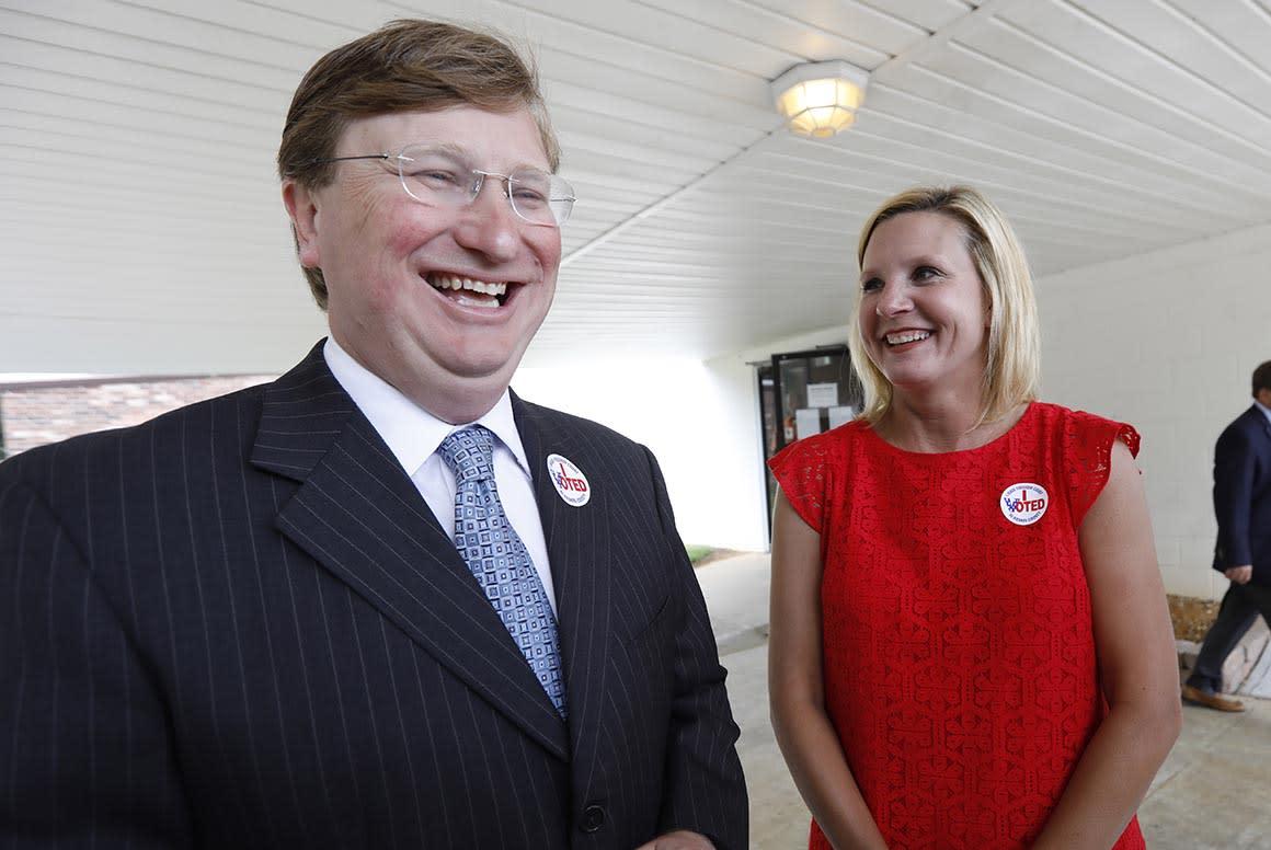 Reeves wins GOP nod for Mississippi governor