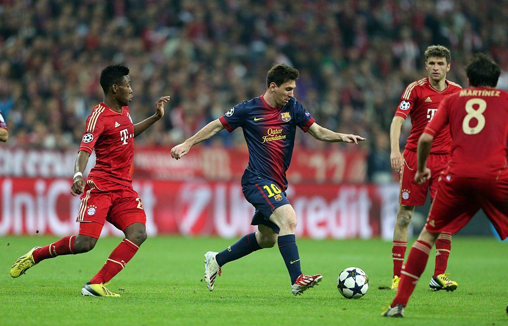 Barcelona v. Bayern Munich: How to watch, team news, start time, odds
