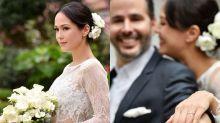 貝安琪結婚了!她的婚照反傳統得來又別具意義!