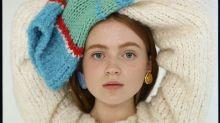 Stranger Things ' Sadie Sink Made Her Runway Debut at Paris Fashion Week in a Sweatsuit