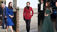 Kate Middleton's wardrobe cost $93,000 so far this year