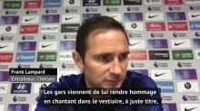 "Chelsea - Lampard : ""Pedro a eu un impact énorme ici"""