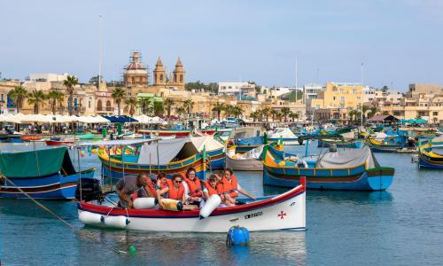 Malta's ban on visitors without two jabs raises fears of tourist restrictions across Europe