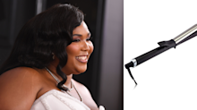 This $249 curling iron is the secret to Lizzo's glamorous Grammy waves