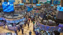Techs Lag, Cyclicals Lead Dull Friday The 13th Session