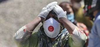 India's virus variant sparks 'concern' for global spread