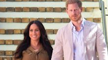 New pictures of Meghan Markle and Prince Harry in California have been shared