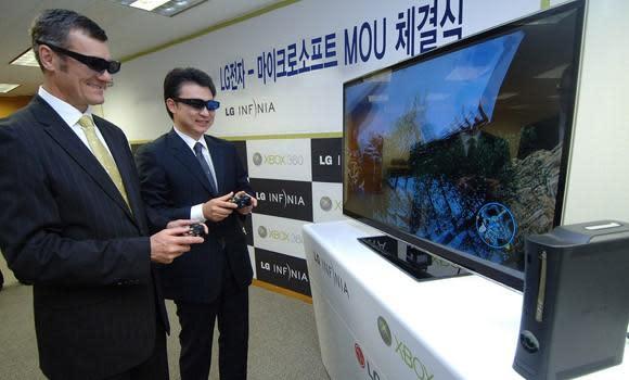 LG and Microsoft announce South Korean partnership
