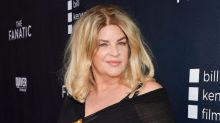 CNN Claps Back at Kirstie Alley With 'Veronica's Closet' Diss