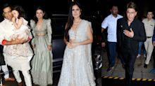 In Pics: Poorna Patel's Wedding Reception Is a Starry Affair