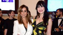 Daisy Lowe responds to 'lesbian rumours' surrounding her and 'best friend' Louise Redknapp