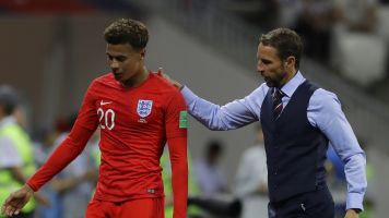 Alli hands England boss Southgate big injury boost