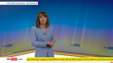 Kay Burley returns to Sky News following six-month suspension