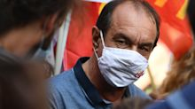"""Covid-19: Philippe Martinez appelle à """"privilégier la santé sur l'économie"""""""