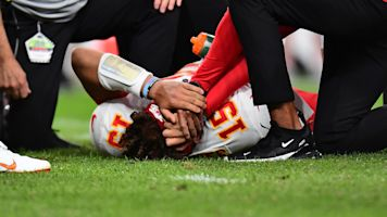 Chiefs in good spirits despite Mahomes injury