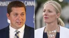 Andrew Scheer Apologizes To Catherine McKenna For Tory MP's 'Climate Barbie' Remark