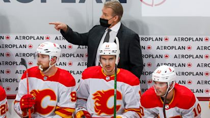 Flames fire head coach after average start