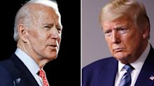 Biden says 'racists' have sought the U.S. presidency before but Trump is first one elected