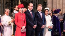 Harry and Meghan will join royals at Commonwealth Day service - but Andrew won't