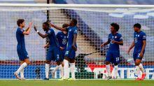Chelsea haut Manchester United raus