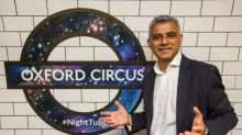 Night Tube to mark one-year anniversary with eight millionth journey