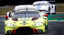 "Late BoP change left Aston Martin to just ""drive around"" at Le Mans"